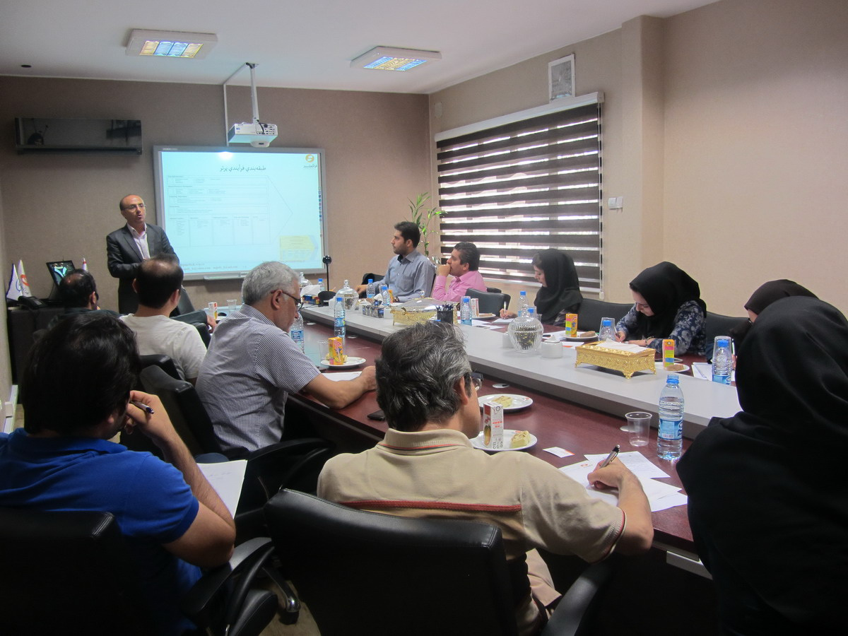 سمینار آموزشی مدیریت فرآیندهای سازمان-شرکت فراگستر