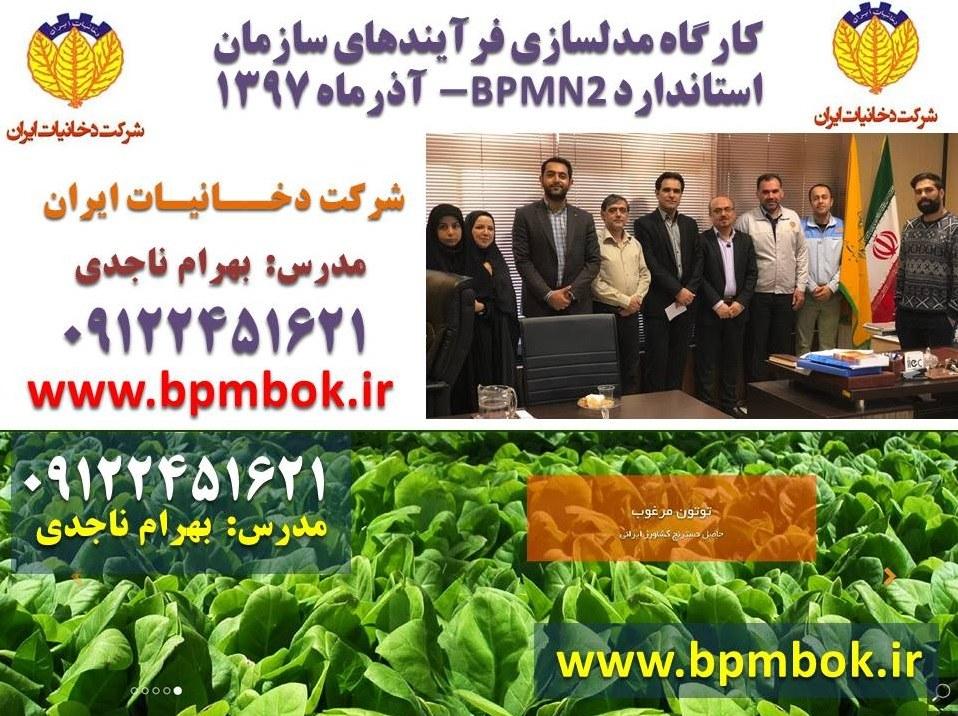 شرکت دخانیات ایران- آذرماه 1397