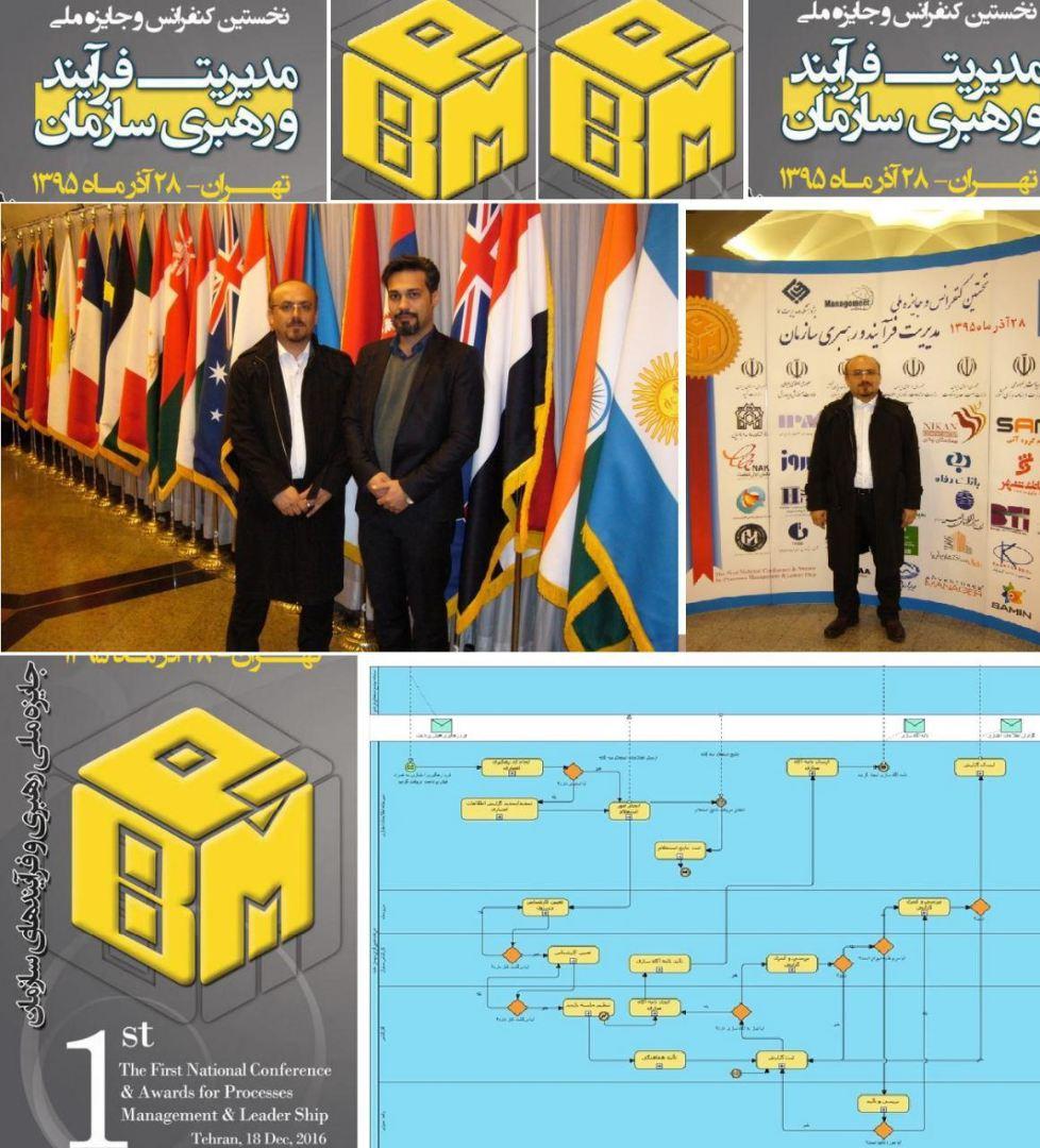 نخستین کنفرانس مدیریت فرآیند و رهبری سازمان